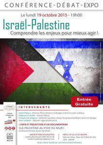 affiche Palestine