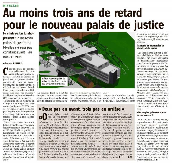 palais de justice de Nivelles 1