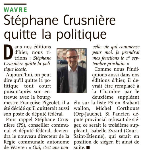 article presse 6 juin